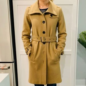 Burberry Brit classic trench sz 2